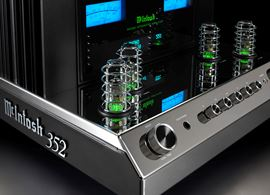 McIntosh Announces MA352 Integrated Amplifier - promotional article