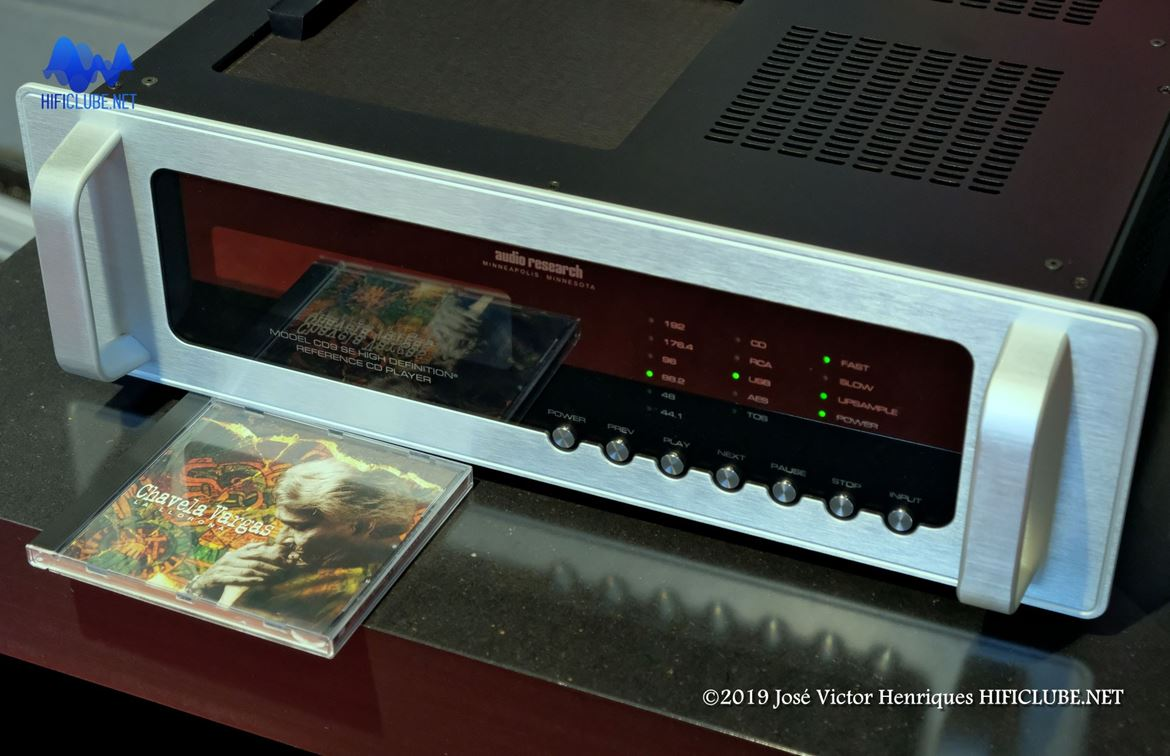 Audio Research CD9SE - CD player - DAC - Upsampler