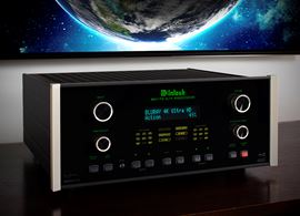McIntosh Announces Three New Home Theater Products (promocional)