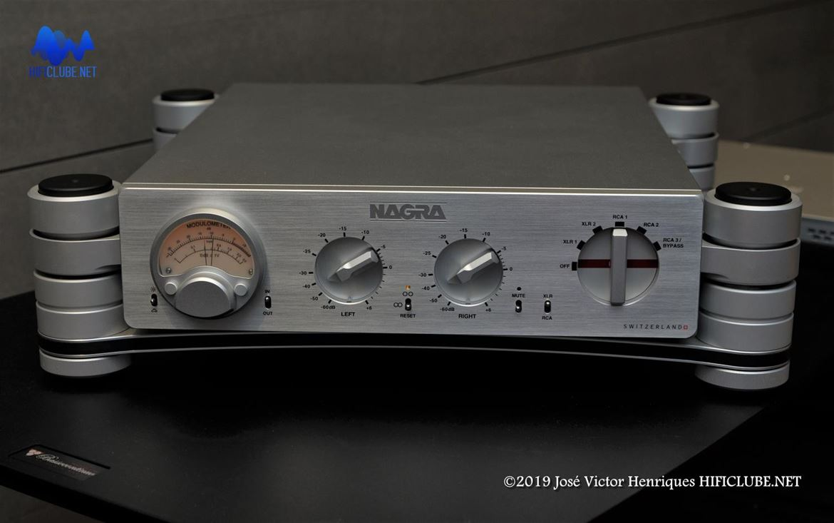 Nagra Preamp HD