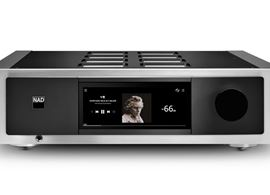 CES 2020: NAD Masters M33 e Focal Chora 826-D