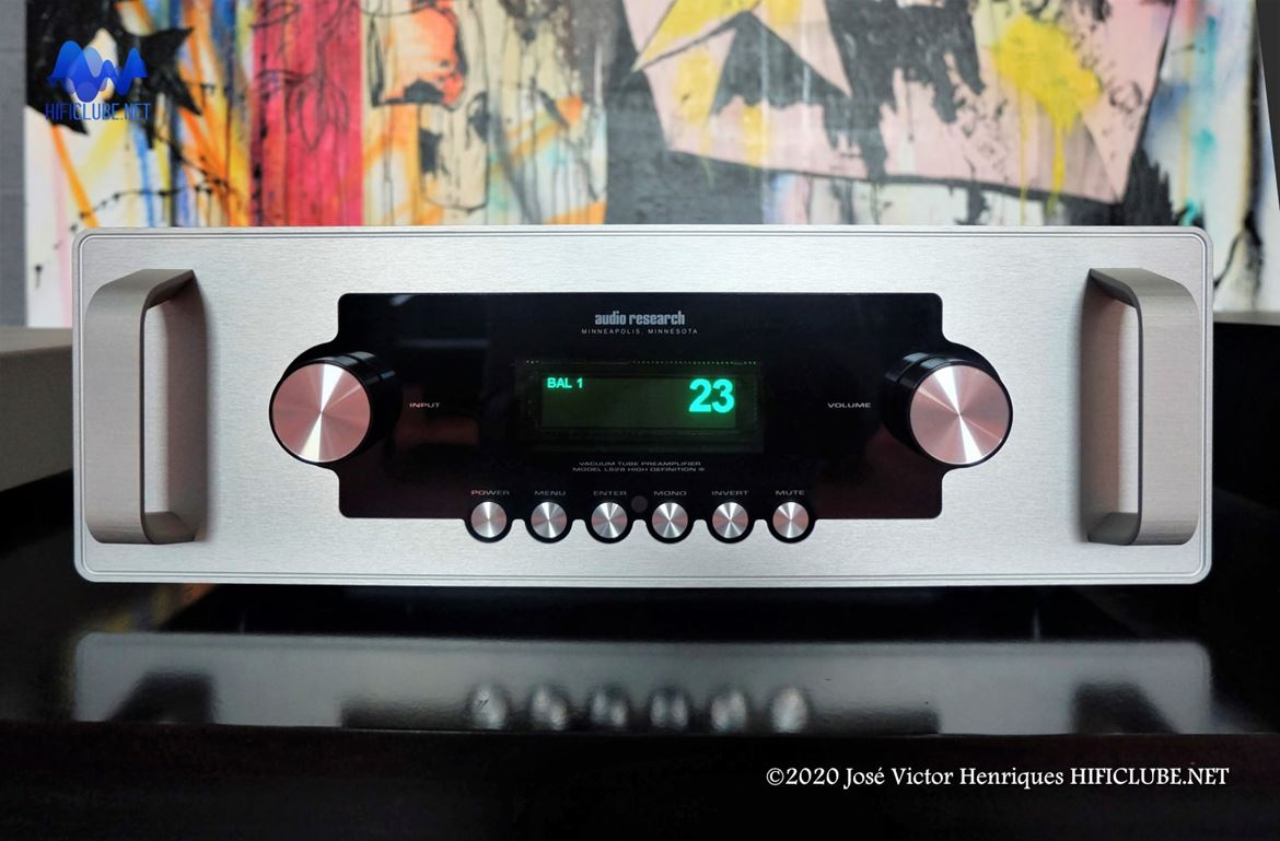 Audio Research LS28, preamplifier