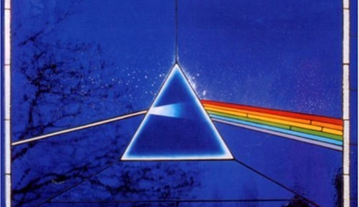 Dark Side of The Moon, capa do SACD comemorativo do 30 aniversário