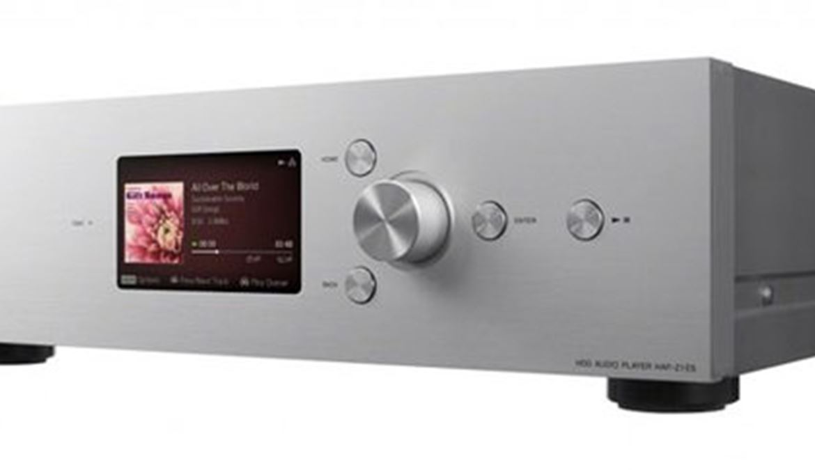 Sony HAP-Z1 ES Music Player