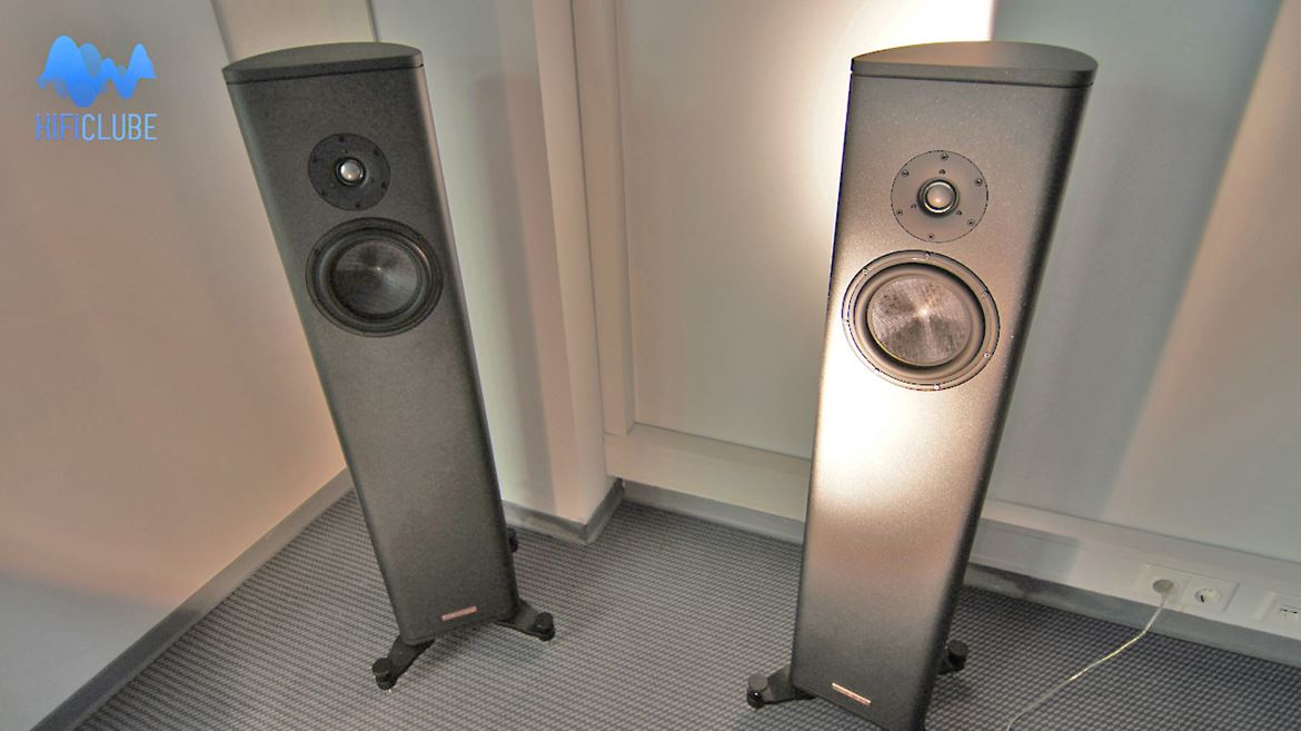 Magico S1, no Highend Show de Munique