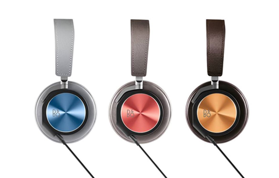 B&O Beoplay H6 Special Edition (linha completa)