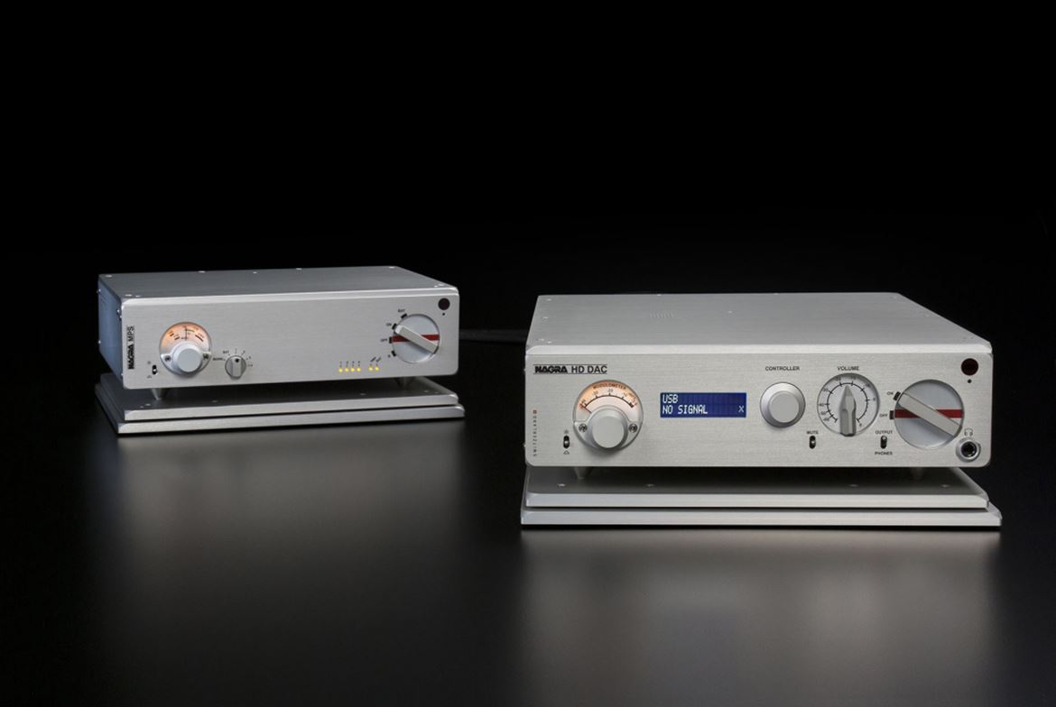 Nagra HD DAC + PSU MPS