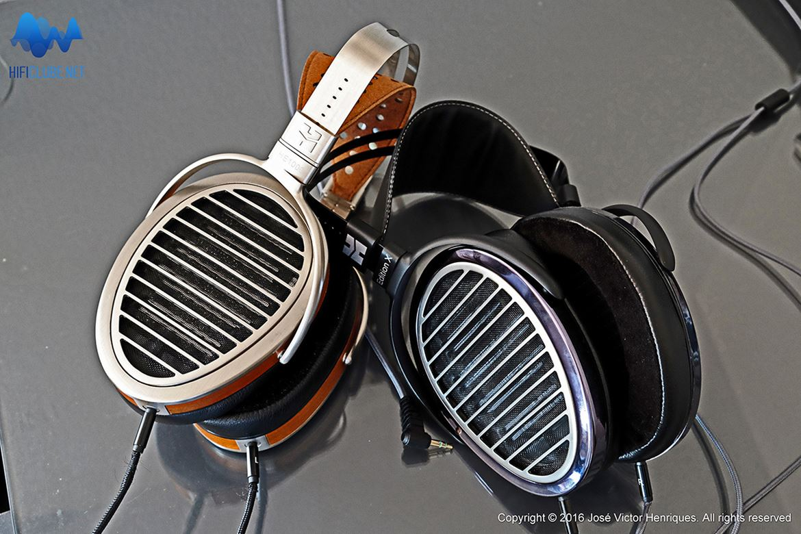 Hifiman HE1000 e Edition X, brothers in arms