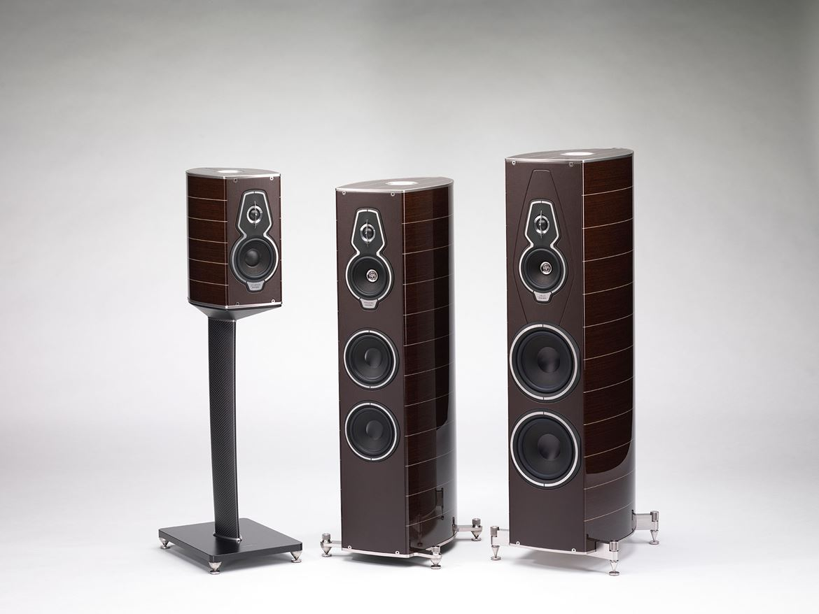 Sonus Faber Homage Tradition Collection (foto oficial)