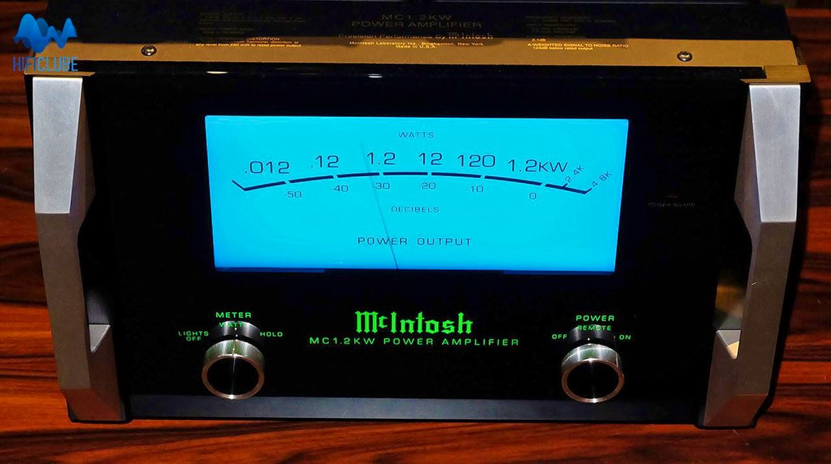 McIntosh MC 1.2KW quad balanced monoblock