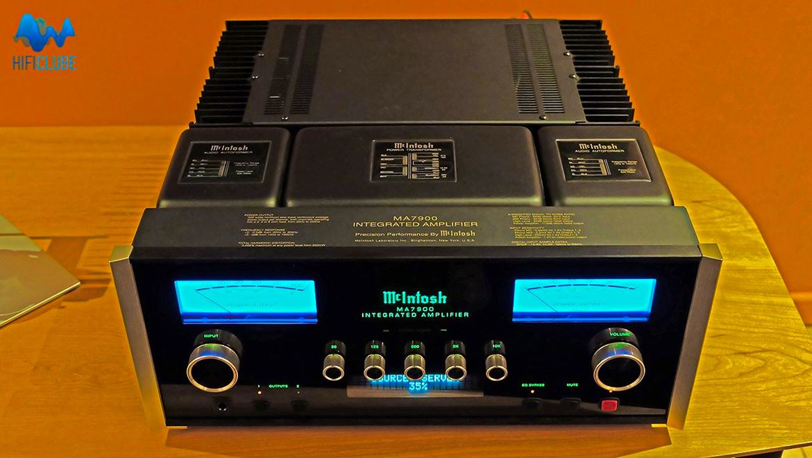 McIntosh MA-7900 integrado