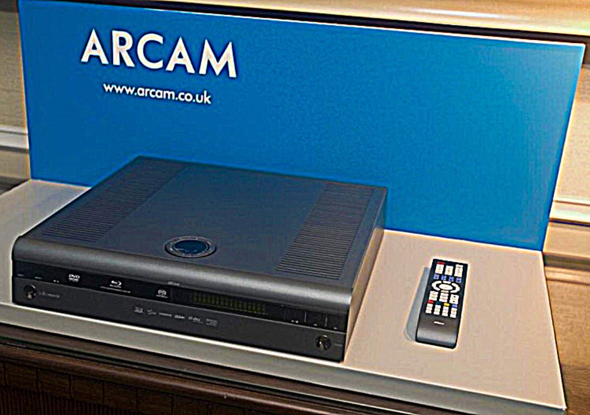 Arcam Solo Movie Home Cinema in a box