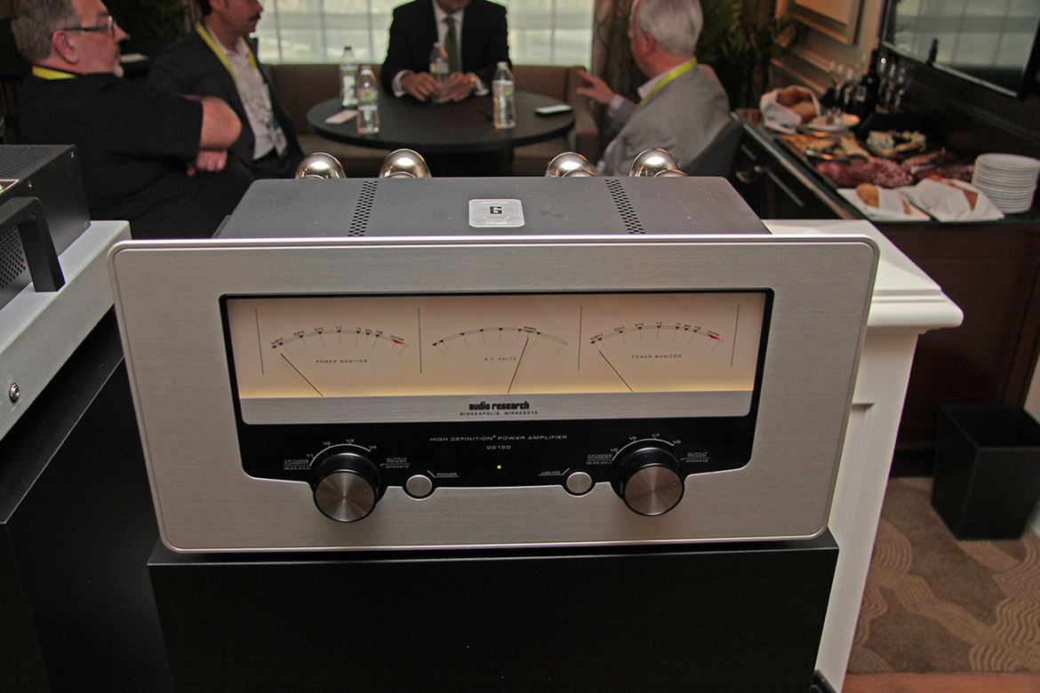 Audio Research GS 150 stereo