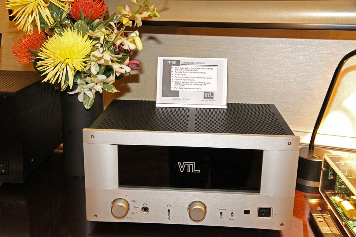 VTL IT85 integrated