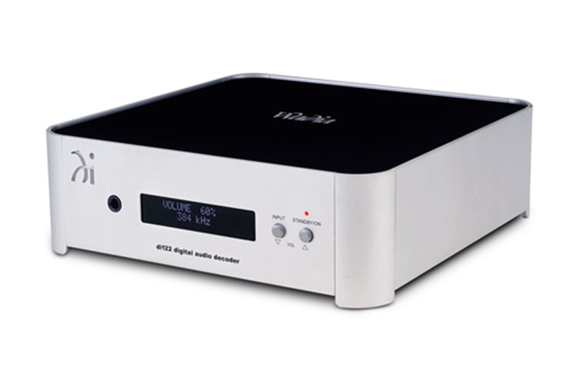 Wadia descodificador audio digital di122