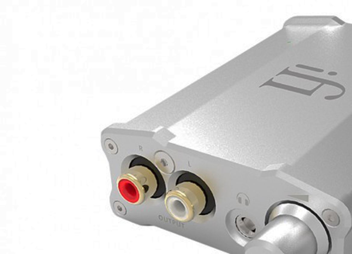 iFI nano iDSD headphone DAC