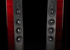 The new Sonus Faber Lilium based on Aida