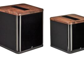 Martin Logan Balanced Force 210&212 subwoofers