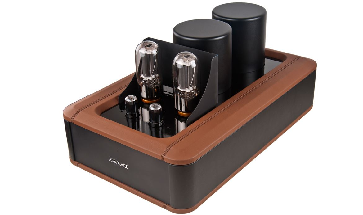 Absolare Passion power amplifier