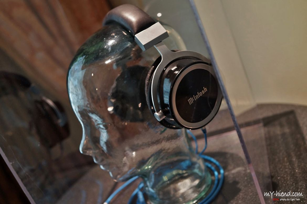 McIntosh enters in headphone territory