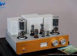 Line Magnetic Vacuum Tube Integrated Amplifier LM518IA