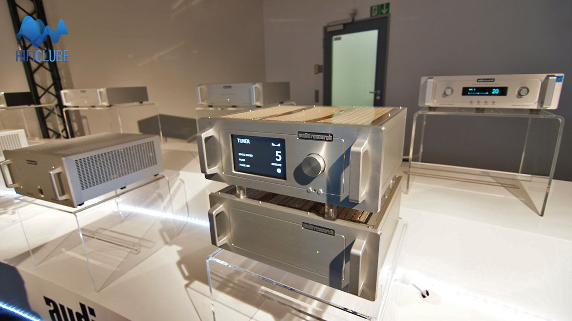Highend 2013: Audio Research Reference 10 Phonostage de 2 chassis