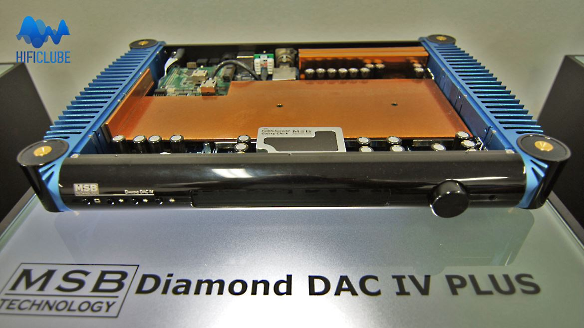 Highend 2013: msb analog dac iv diamond