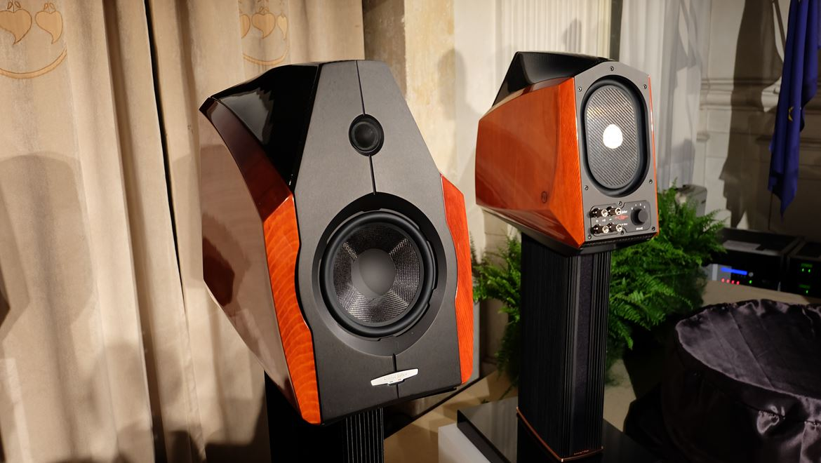 The first HD photo of the new Sonus Faber Extrema