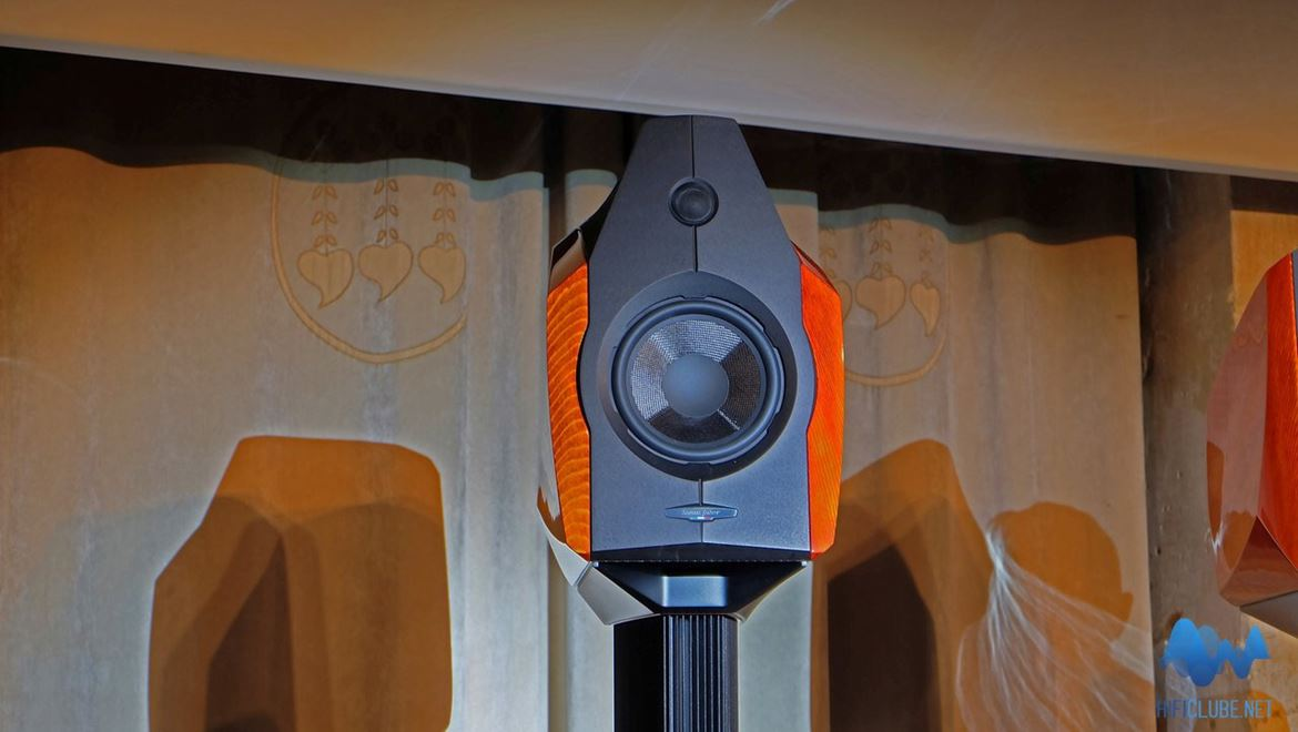 Sonus Faber Ex3ma: outra perspectiva