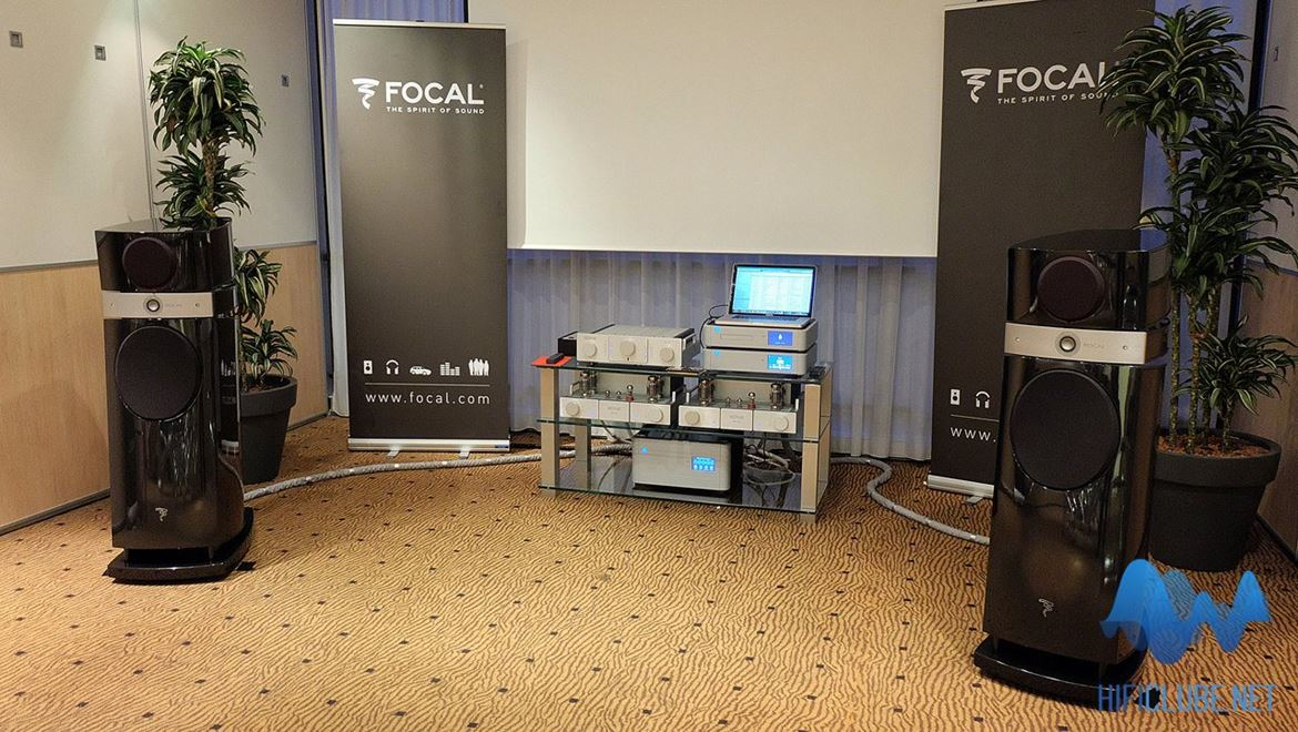 Highend systems like this one by Focal play beautifully but cost a lot and need a dedicated room