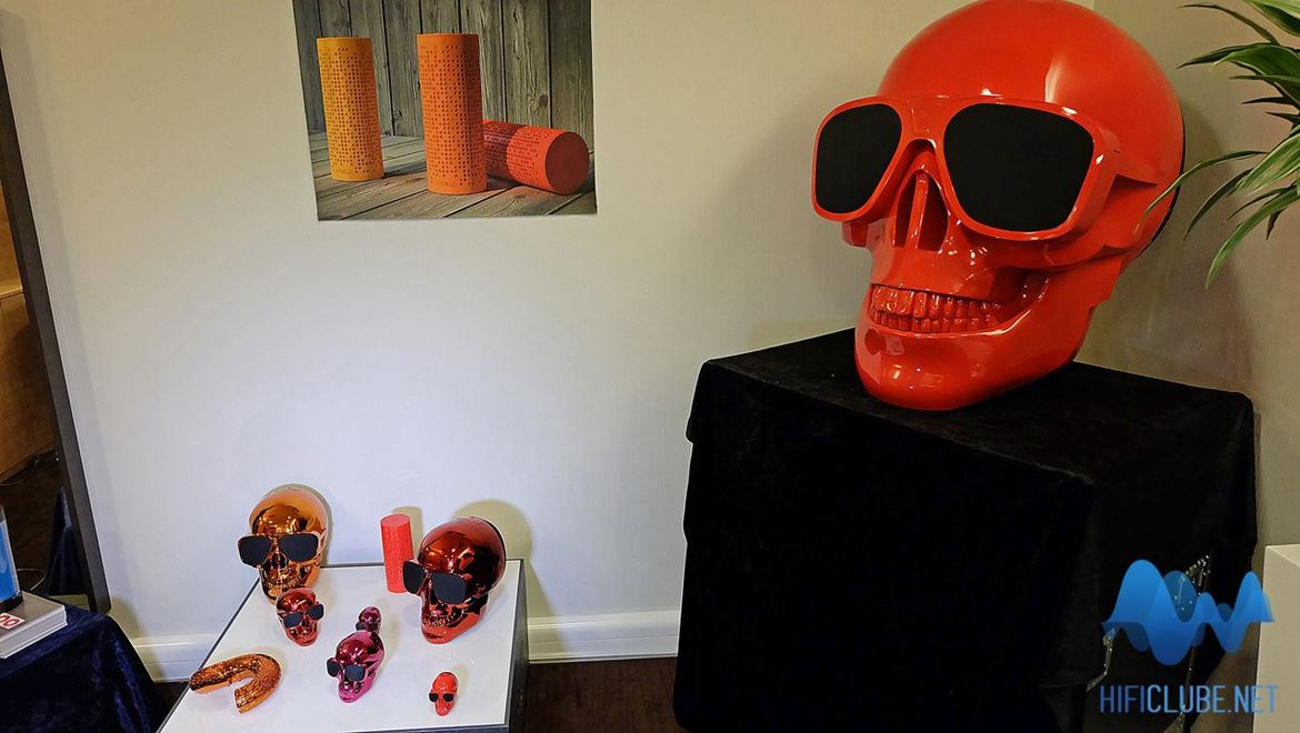 Jarre Skull new subwoofer: death rising from the depths of the Earth