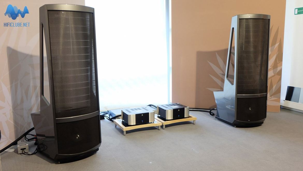 Martin Logan Neolith, the XXI century Monolith. After three years in development, it has to be the best kept secret in the world of hifi...