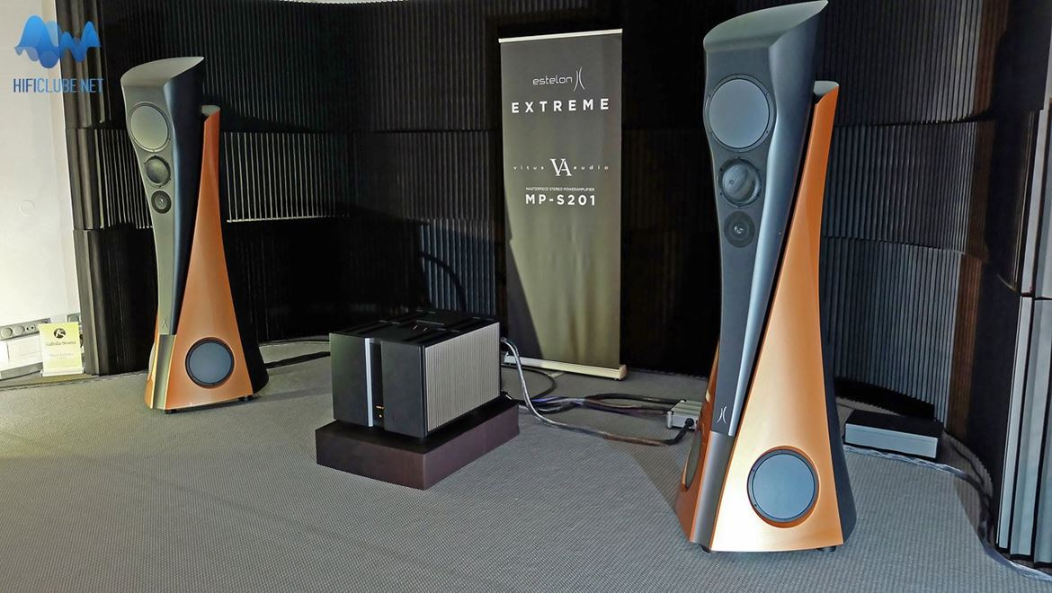 Estelon Extreme: extremely beautiful alien like loudspeaker with a (e)stellar performance
