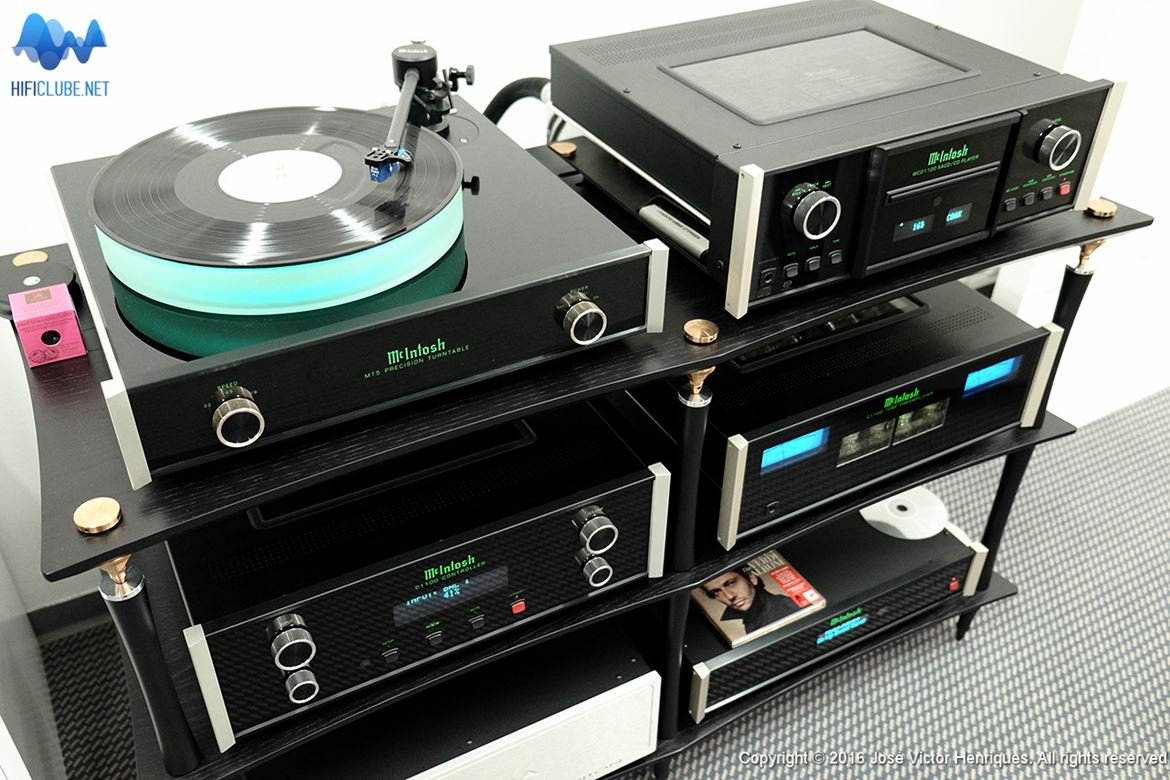 McIntosh system used at the HIgh End 2016 - Munich