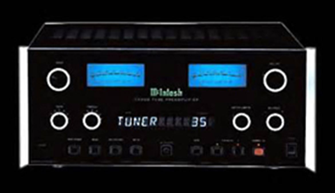 Mcintosh C2200: «warm-up»-PreviewImage