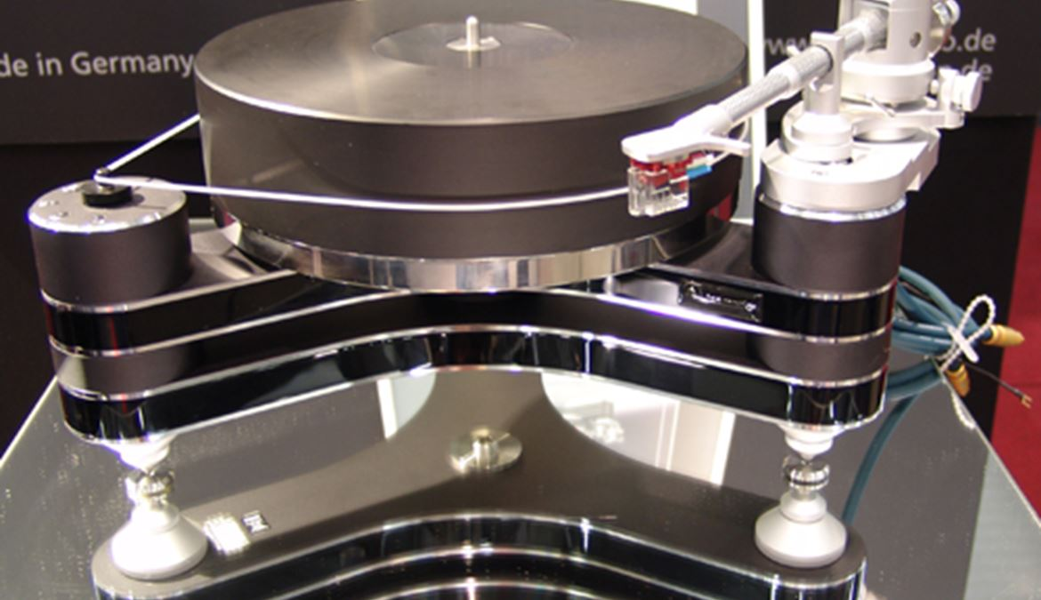 Highend 2009_ Parte 1: Giradiscos/turntables