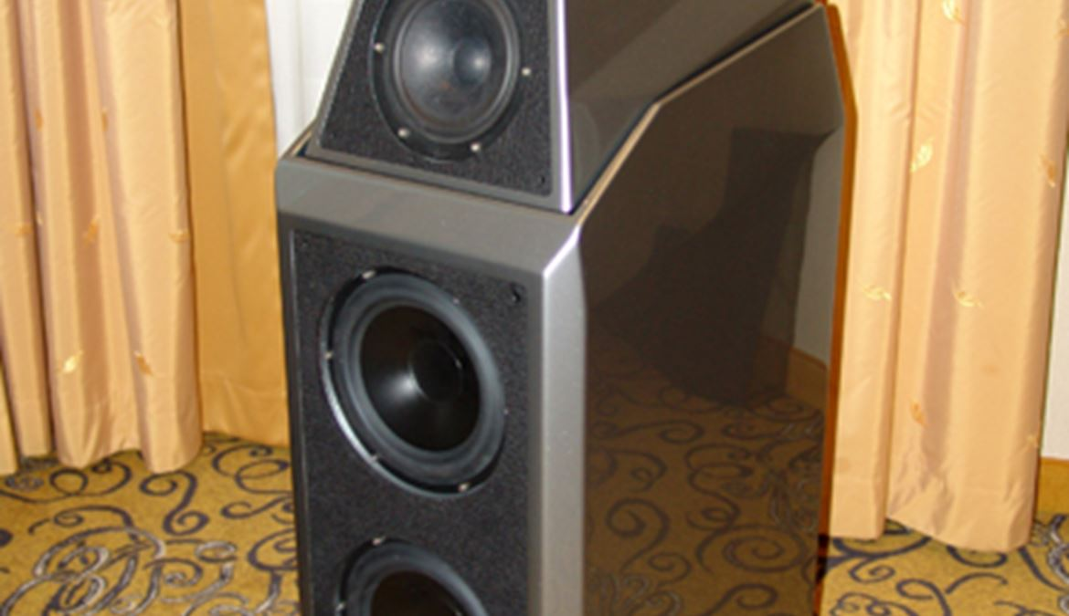 Highend 2009: Wilson Audio Sasha (includes Interview With Dave Wilson In Hd Video)