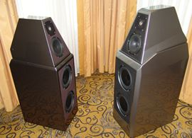 Wilson Audio Watt Puppies Vs. Sasha W/p
