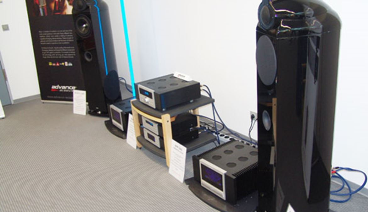 Highend 2010_highlights _ Parte 3: Advance Acoustics, Amr, Audio Physic, Audio Research, Burmester, Hansen, Krell, Quad, Tannoy, Triangle, Vandersteen, Vitus Audio