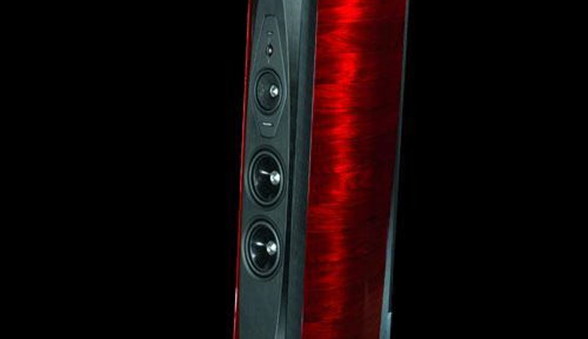 Sonus Faber Aida: When An Image Is Worth A Thousand Words + New Press Release (in English)