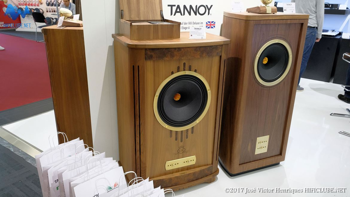 Tannoy Prestige and keeping the legacy live