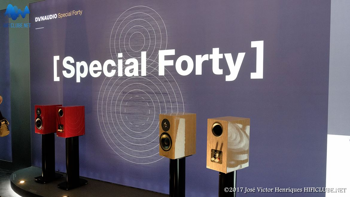 Dynaudio Special Forty, a very special celebration