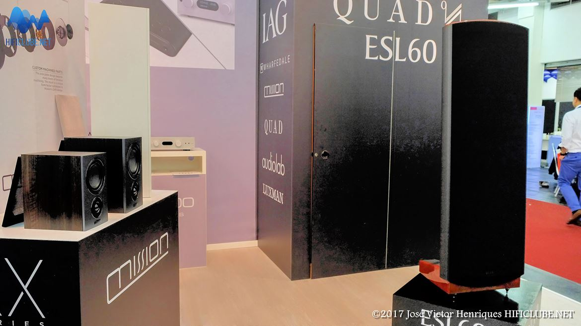 Quad ELS 60, the new electrostatic kid in town