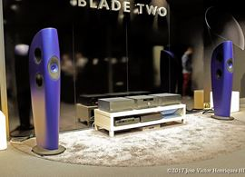 KEF Blade Two actuam na Ultimate Audio