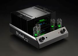 McIntosh Announces MA252 Integrated Amplifier (texto promocional)