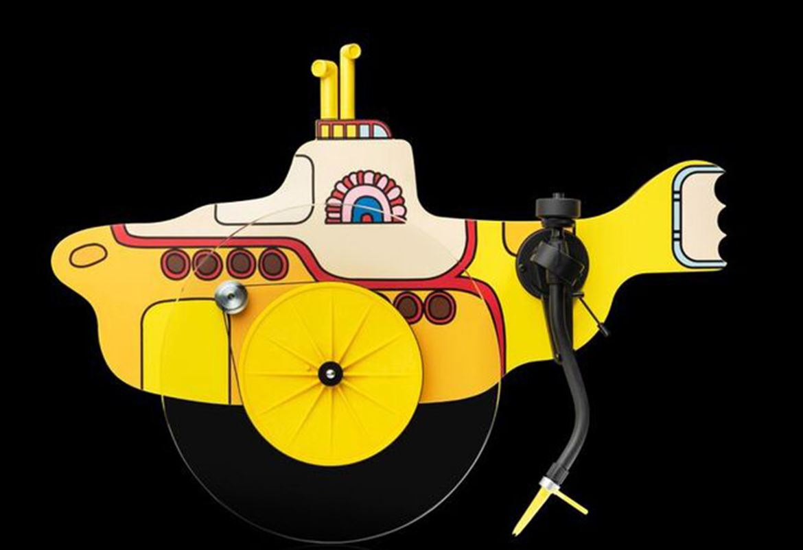 ProJect - Beatles - Yellow Submarine