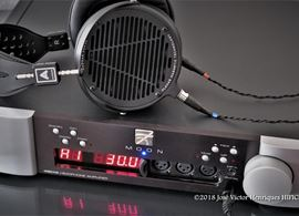 Moon Neo 430HA headphone amplifier+Audeze LCD2 C: o silêncio dos inocentes